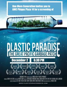 Plastic Paradise: The Great Pacific Garbage Patch - will be watching soon.