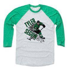 Tyler Seguin Point G Dallas Officially Licensed NHLPA Baseball T-Shirt Unisex S-3XL
