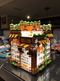 Lego H store with sweet memory
