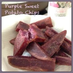 My Mind Patch: Happycall Sweet Potato Chips