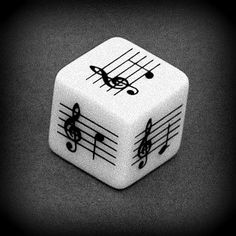 where to order Musical Notes Dice