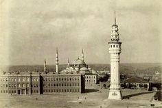 Rus arşivinden 138 yıl önce İstanbul 45.resim Old Pictures, Old Photos, Istanbul Pictures, Poster City, Old Egypt, Ancient Buildings, World View, In Ancient Times, Ottoman Empire