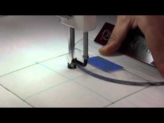 Curved Cross Hatch--Jamie Wallen video on curved cross-hatching using his curved rulers.