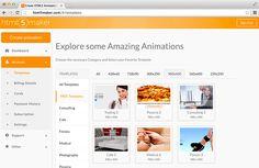 crea animaciones en html 5