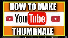 How To Make Custom Thumbnails For Youtube Videos in Sony Vegas Pro 13