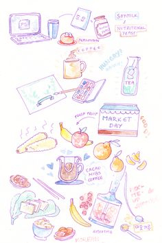 Illustrator's Diary - Daily Batching for Productivity, Mindfulness and Health