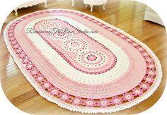 crochet alfombra