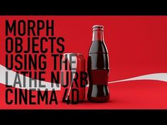 MORPH BETWEEN OBJECTS USING A LATHE NURB CINEMA 4D | TUTORIAL - YouTube