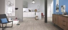 Woodliving - wood-look tiles for the home