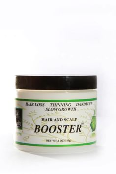 Our unique formula is a blend of vitamins, minerals, and essential oils from around the world. Used daily, this natural booster actually transforms dry lifeless hair back to a healthy and thick head of hair.