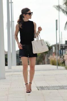 Zara Top, Gloria Ortiz Bag