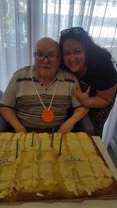 Fiestas de cumpleaños en los centros geriátricos La Vostra Llar. La residencia de ancianos Voramar de Mataró os espera el jueves 29 de septiembre a las 17.00 horas.