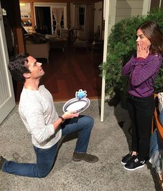 #TBT to the #Ezria proposal! #PLL