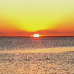 South Padre Island sunset