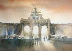 Janine Gallizia - Galerie de peintures