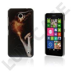 Persson Nokia Lumia 630 Skal - Elekrisk Finger Topp