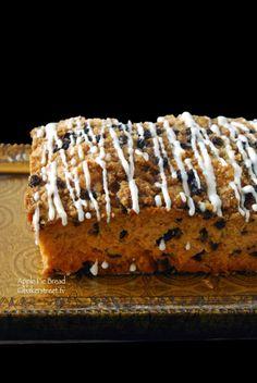 Baker Street : Apple Pie Bread