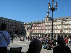 Madrid Spain. Heading here on June 19!! (: can't wait!