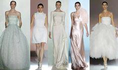 A grande Senhora da moda nupcial arrasou na passerelle Gaudí. Apreciem a novíssima colecção de vestidos de noiva Rosa Clará 2013 e deixem-se deslumbrar pela elegância, a delicadeza, o pormenor, a sofisticação... E a novidade do ano: vestidos rosa suave e verde-água. - Clique na imagem para ver mais
