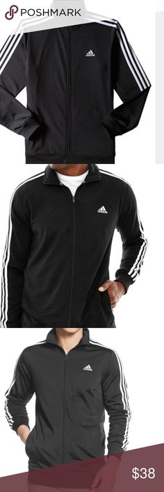 Adidas track jacket Nwt Addidas Jackets & Coats