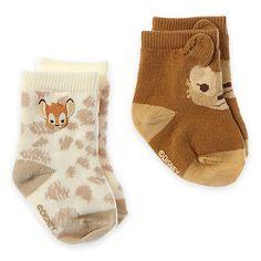 Bambi Sock Set for Baby | Disney Store