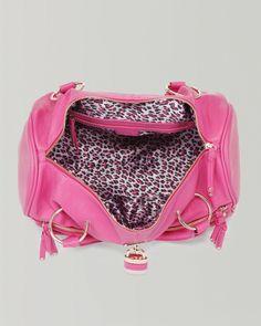 7. A Smart Handbag to Tote Your Essentials #bebe  #pinyourwaytotheuk