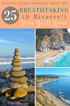 Considered one of the world's most scenic drives, the Pacific Coast Highway is a classic American road trip. Here's the perfect 5-day itinerary from San Francisco to LA including Monterey, Big Sur, Pebble Beach, Santa Barbara and Malibu. Along the PCH, you'll encounter jaw-dropping vistas, seaside villages, excellent dining, unique shops, mom