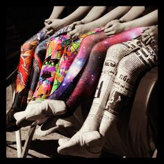 BlackMilk tights... Awesome