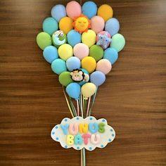 baloon Baby balon kapı süsü