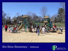 Elm Drive Elementary in Millbrook, NY
