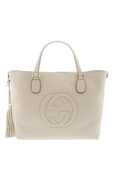 Borsa Soho Cellarius - Pearl White from Gucci on Brandsfever
