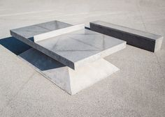 monoliths ping pong table