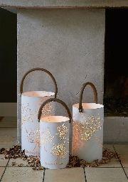 Magic Maple Leaf Lantern S - Rivièra Maison