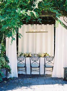 Orange Spice Virginia Wedding Inspiration for Autumn - MODwedding