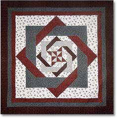 Texas A Labyrinth Quilt Kit