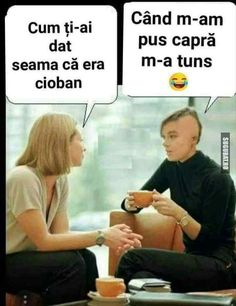 Cum ti-ai dat seama ca era cioban? Best Funny Pictures, Funny Photos, Get Free Makeup, Funny Bunnies, Sad Girl, Man Humor, Funny Texts, Haha, Album