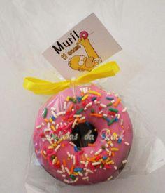 Uma encomenda especial para um cliente mais especial ainda!      Para as lembrancinhas da comemoração do seu aniversário, o Murilo pediu ros...