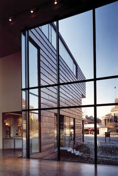 Gallery of College of Architecture and Landscape Architecture, UMINN / Steven Holl Architects - 1