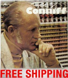 RAY CONNIFF CBS Records HQ LP Vinyl 1977 SUPRAPHON Stereo 1132024 Condition OK Ray Conniff, Kind Of Blue, Miles Davis, Lp Vinyl, Jazz, Conditioner, The Incredibles, Album, Ebay