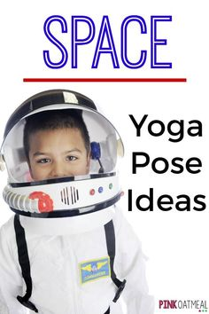 Space Yoga Pose Idea