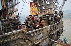 Inspiration!!!!!!!!!!Pirate restaurant bar