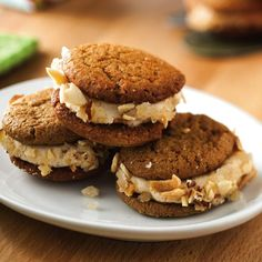 Tofutti Cream Filled Ginger Snaps