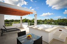 Luxury Bahia Principe Sian Ka'an - Penthouse http://www.bahia-principe.com/es/hoteles/riviera-maya/resort-siankan/