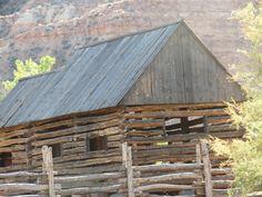 Grafton, Utah... Image taken by me... This is a Ghost Town in Southern Utah