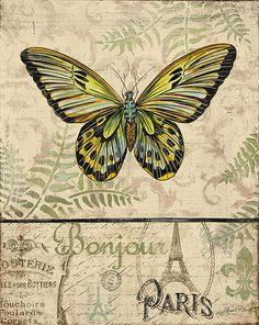 I uploaded new artwork to fineartamerica.com! - 'Vintage Wings-paris-k' - http://fineartamerica.com/featured/vintage-wings-paris-k-jean-plout.html via @fineartamerica