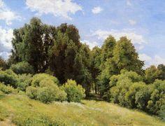 ivan shishkin paintings | Steve Art Gallery LLC, USA.