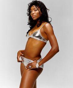 Venus Williams professional athlete and Raw Vegan.