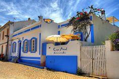 Cacela Velha Tavira   Casa Azul Restaurante