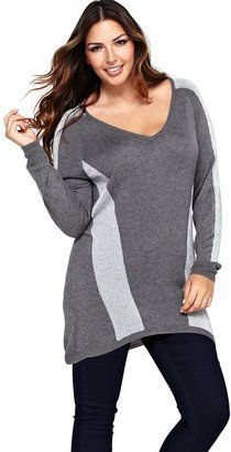 Trendy Plus Size Fashion for Women: Autumn Knitwear
