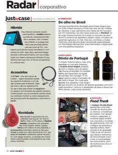 Azeite Scancio | Revista Gestão e Negócios | Wine Senses  | Março de 2017.